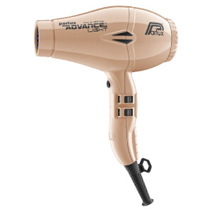 Parlux Advance Light Ionic and Ceramic Dryer 2200W - Light Gold