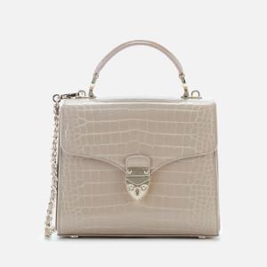 Aspinal of London Women's Mayfair Midi Bag - Soft Taupe