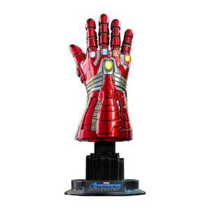 Hot Toys Avengers: Endgame Replica 1/4 Nano Gauntlet (Hulk Version) 22cm