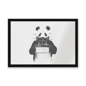 Bandana Panda Entrance Mat