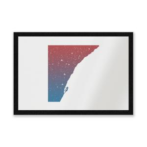 Starry Climb Entrance Mat