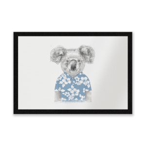 Koala Bear Entrance Mat
