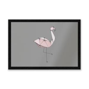 Flamingo Entrance Mat