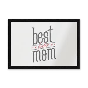Best Foster Mom Entrance Mat