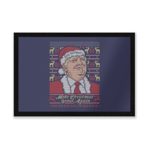 Make Christmas Great Again Entrance Mat