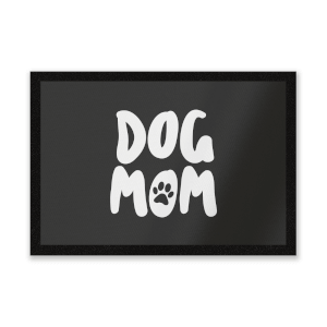 Dog Mom Entrance Mat