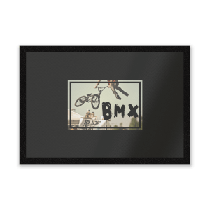 BMX Jump Entrance Mat