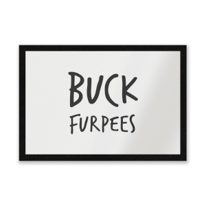 Buck Furpees Entrance Mat