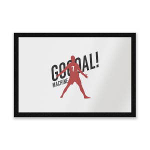 Goal Machine Entrance Mat