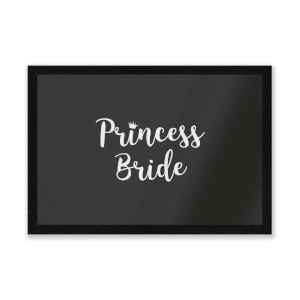 Princess Bride Entrance Mat