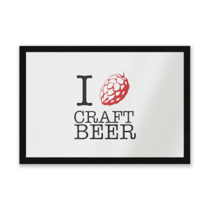 I Hop Craft Beer Entrance Mat