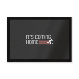 It's Coming Home Sprint Entrance Mat