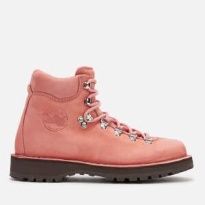 Diemme Women's Roccia Vet Nubuck Hiking Style Boots - Dusty Pink