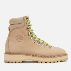 Diemme Women's Monfumo Nubuck Hiking Style Boots - Sand