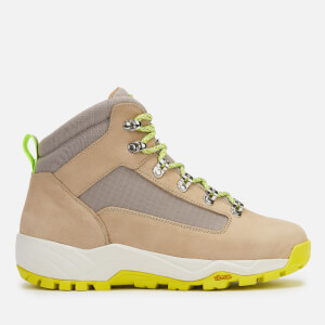 Diemme Men's Cortina Nubuck Hiking Style Boots - Sand