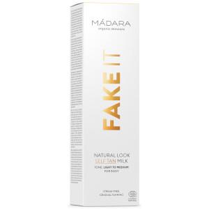 MÁDARA FAKE IT Natural Look Self-Tan Milk 150ml: Image 3