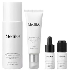 Medik8 White Balance Brightening Kit (Worth $300.00)