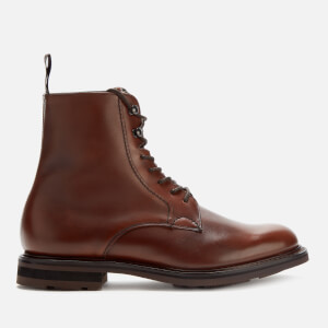 Church's Men's Wootton Leather Lace Up Boots - Brandy