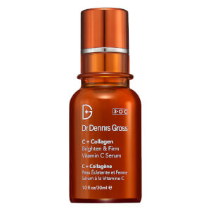 Dr Dennis Gross Skincare C+Collagen Brighten and Firm Eye Cream 0.5oz