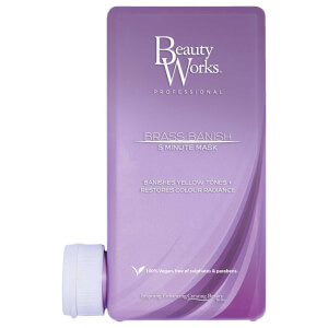 Beauty Works Brass Banish 5 Minute Mask 250ml
