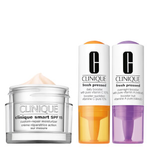 Clinique Smart SPF15 Custom Repair Moisturiser Value Set