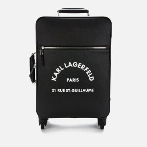 Karl Lagerfeld Women's Rue St. Guillaume Trolley - Black