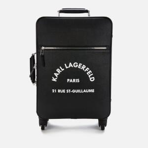 Karl Lagerfeld Women's Rue St. Guillaume Trolley - Black