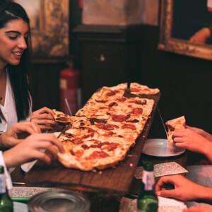 Bunga Bingo with Pizza for Two at Bunga Bunga, Battersea