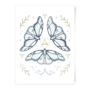 Fairy Dance Art Print