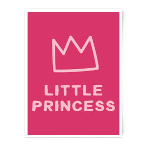 Little Princess Art Print
