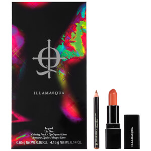 Illamasqua Legend Lip Duo