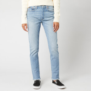 Polo Ralph Lauren Women's Slim Jeans - Light Indigo