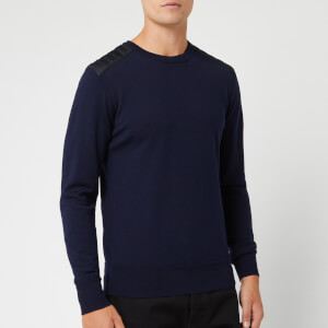 Belstaff Men's Kerrigan Crew Neck Sweat - Washed Navy