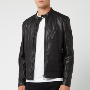 Belstaff Men's V Racer Jacket - Black