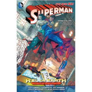 DC Comics: Superman H'el on Earth Graphic Novel (Hardback)