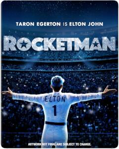 Rocketman - Zavvi Exklusives 4K Ultra HD Steelbook (Inkl. 2D Blu-ray)