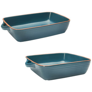 Jamie Oliver Large & Square Baker Set