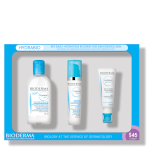 Bioderma Hydrabio Routine Kit (Worth $60.70)