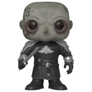 Game of Thrones The Mountain Unmasked 6 Inch Pop! Vinyl Figure