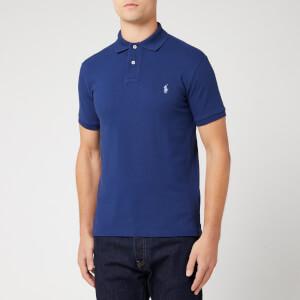 Polo Ralph Lauren Men's Short Sleeve Slim Fit Polo Shirt - Freshwater