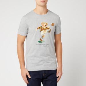 Polo Ralph Lauren Men's Bear T-Shirt - Andover Heather