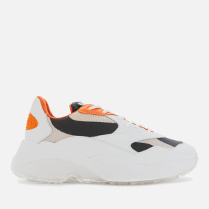 Axel Arigato Women's Swipe Running Style Trainers - White/Orange/Beige