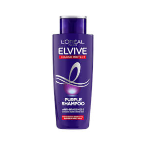L'Oréal Paris Elvive Colour Protect Anti-Brassiness Purple Shampoo 200ml