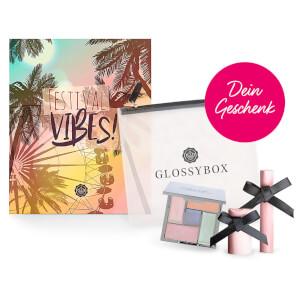 Glossybox Beauty Abo mit Geschenk