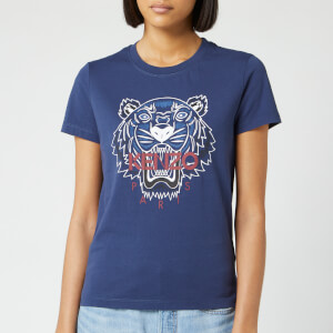 KENZO Women's Tiger T-Shirt - Ink