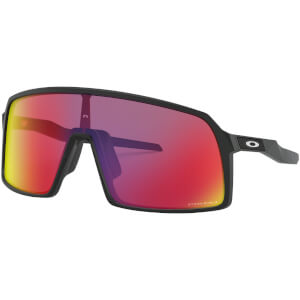 Oakley Sutro Sunglasses - Matte Black/Prizm Road