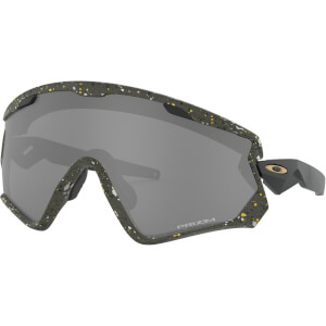 Oakley Wind Jacket 2.0 Sunglasses - Splatter Olive/Prizm Black