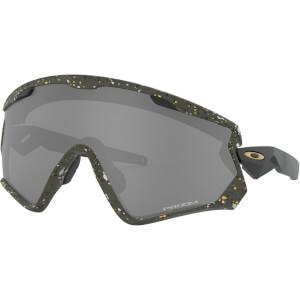 Oakley Wind Jacket 2.0 Sunglasses - Splatter Olive/Prizm Black