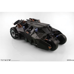 Soap Studio The Dark Knight Trilogy - RC Tumbler (Deluxe Pack) 1/12 Scale RC Vehicle