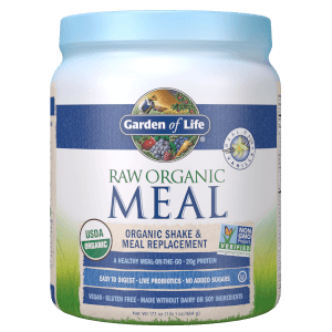 Raw Organic All-In-One Shake - Vanille - 484g